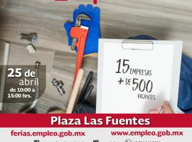 Realizarán Feria de empleo en Zapotlán