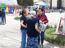 El campo será prioridad para MORENA: Clara Cárdenas