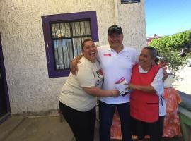 Servicios públicos, medio ambiente y educación, dentro del proyecto de Chepe Romero