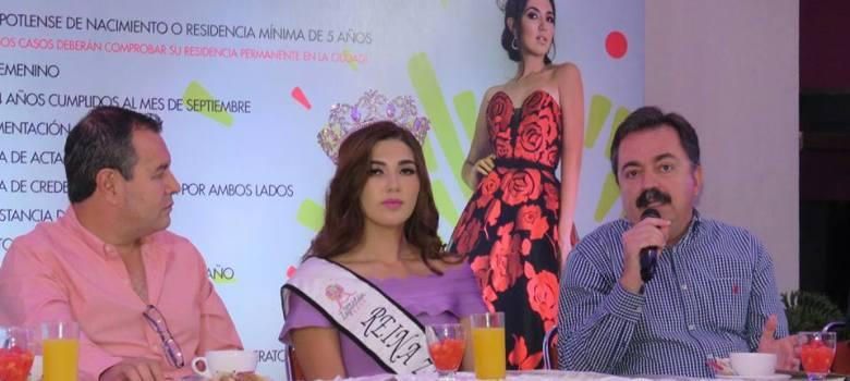 Presentaron convocatoria Señorita Zapotlán 2018