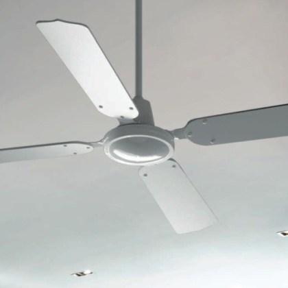 03950435BL Ventilador de techo Blanco (d.132 cms)