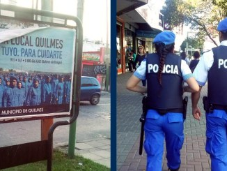 policia local quilmes