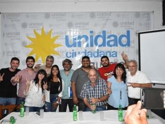Unidad Ciudadana Correa
