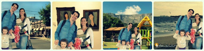 Elternzeit Reise mit Kindern Collage WM