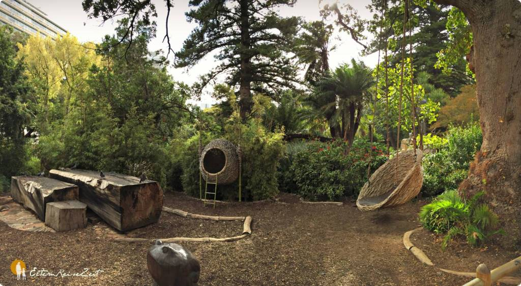 In den Company's Gardens