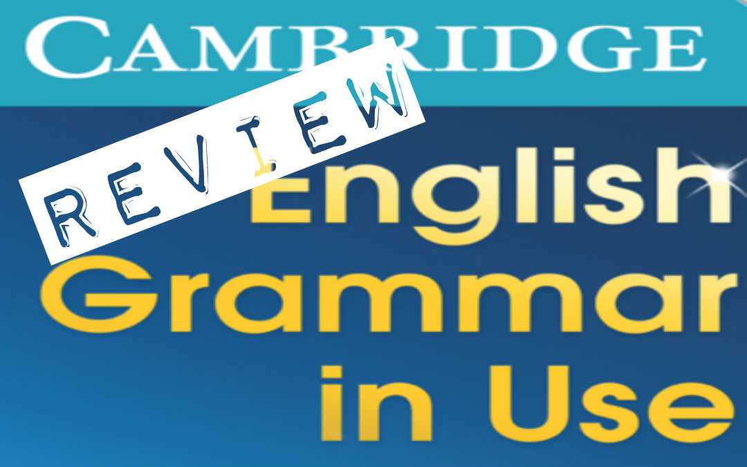 Review: Murphy's Grammar in Use App