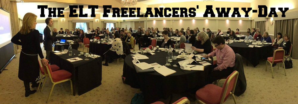 The ELT Freelancers' Away-Day