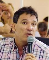 Juan Carlos Palacios, presidente del cabildo y unos de los denunciantes