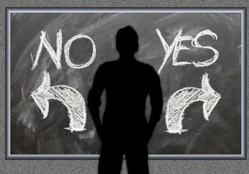 Was Ja-Sagen mit Passivität zu tun hat…