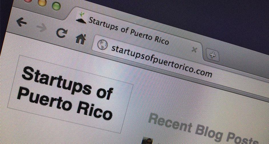 Se buscan los startups de Puerto Rico