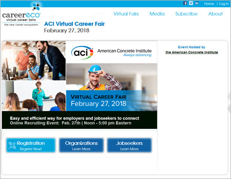 ACI to Connect Job Seekers with Hiring Employers at Virtual Career Fair