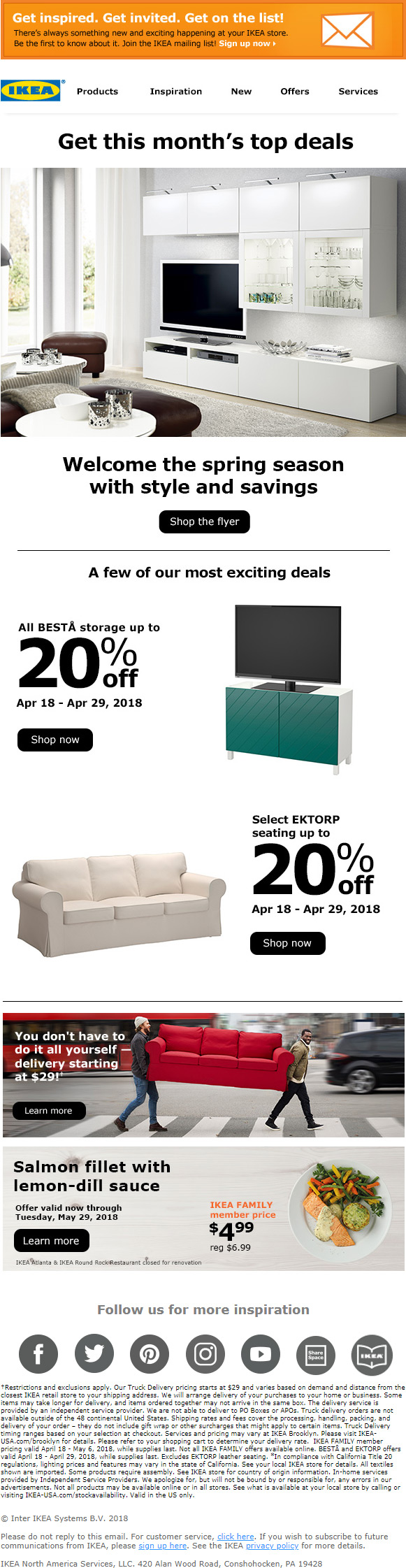Ikea Sofa Round Rock Email Creative Services