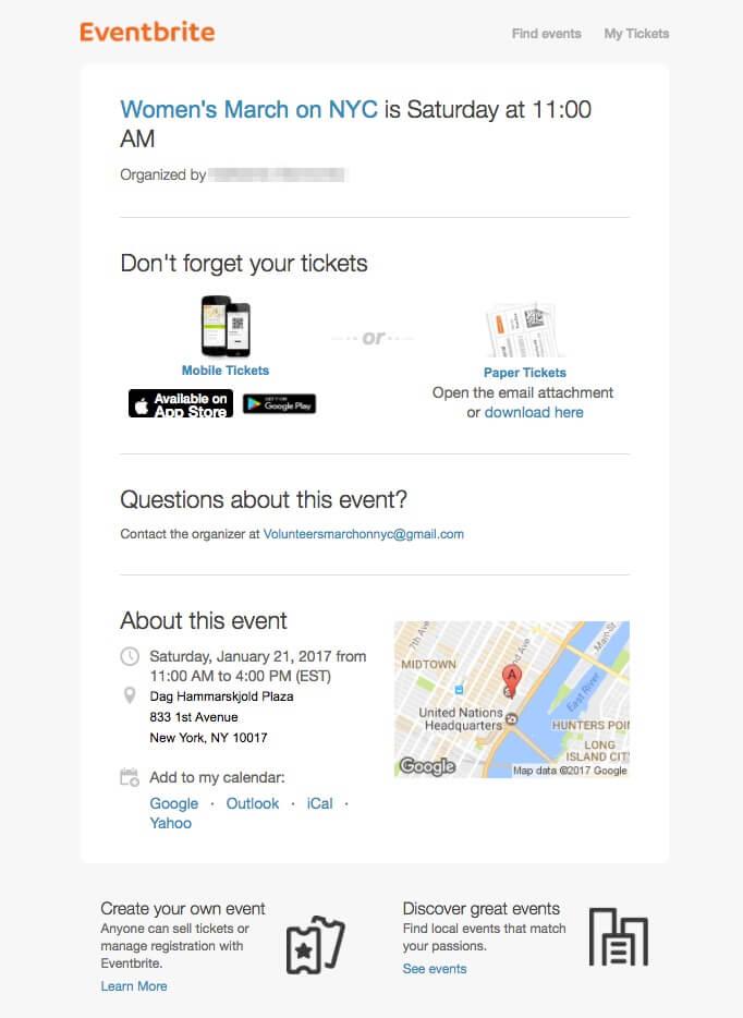 5 Effective Strategies for Event Reminder Emails - Email Design