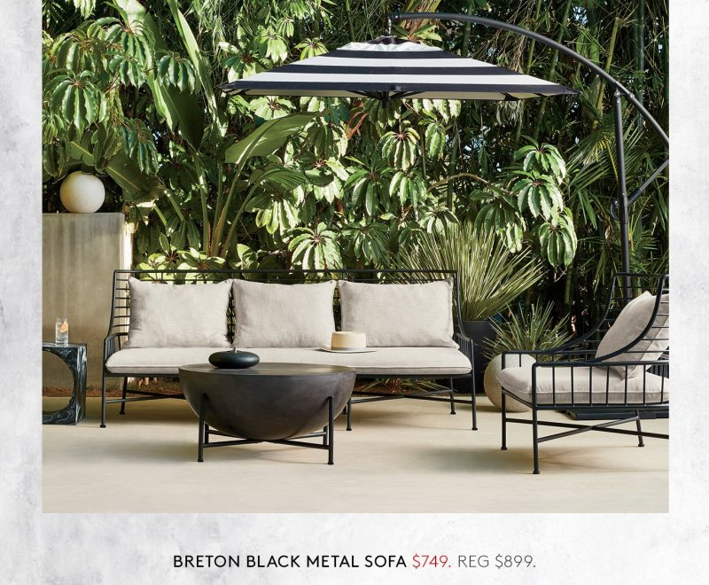Fullsize Of Cb2 Outdoor Furniture Large Of Cb2 Outdoor Furniture ... - Astounding Breton Black Metal Sofa Up To Off Outdoor Email Archive