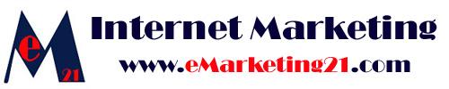 logo eMarketing 21 Internet Marketing