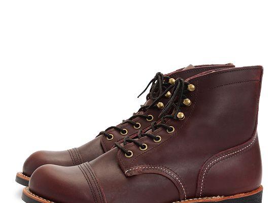 Men39s 8119 Iron Ranger 6quot Boot Red Wing Heritage