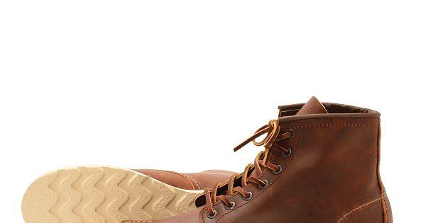 Men39s 1907 Classic Moc 6quot Boot Red Wing Heritage