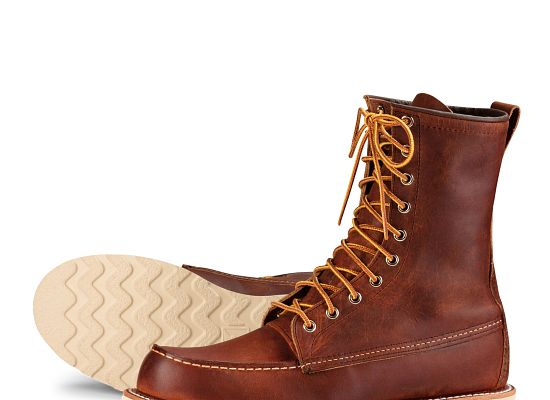 Men39s 877 Classic Moc 8quot Boot Red Wing Heritage