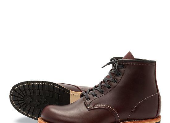 Men39s 9011 Beckman Round Boot Red Wing Heritage