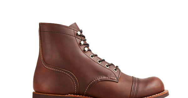 Men39s 8111 Iron Ranger 6quot Boot Red Wing Heritage Europe