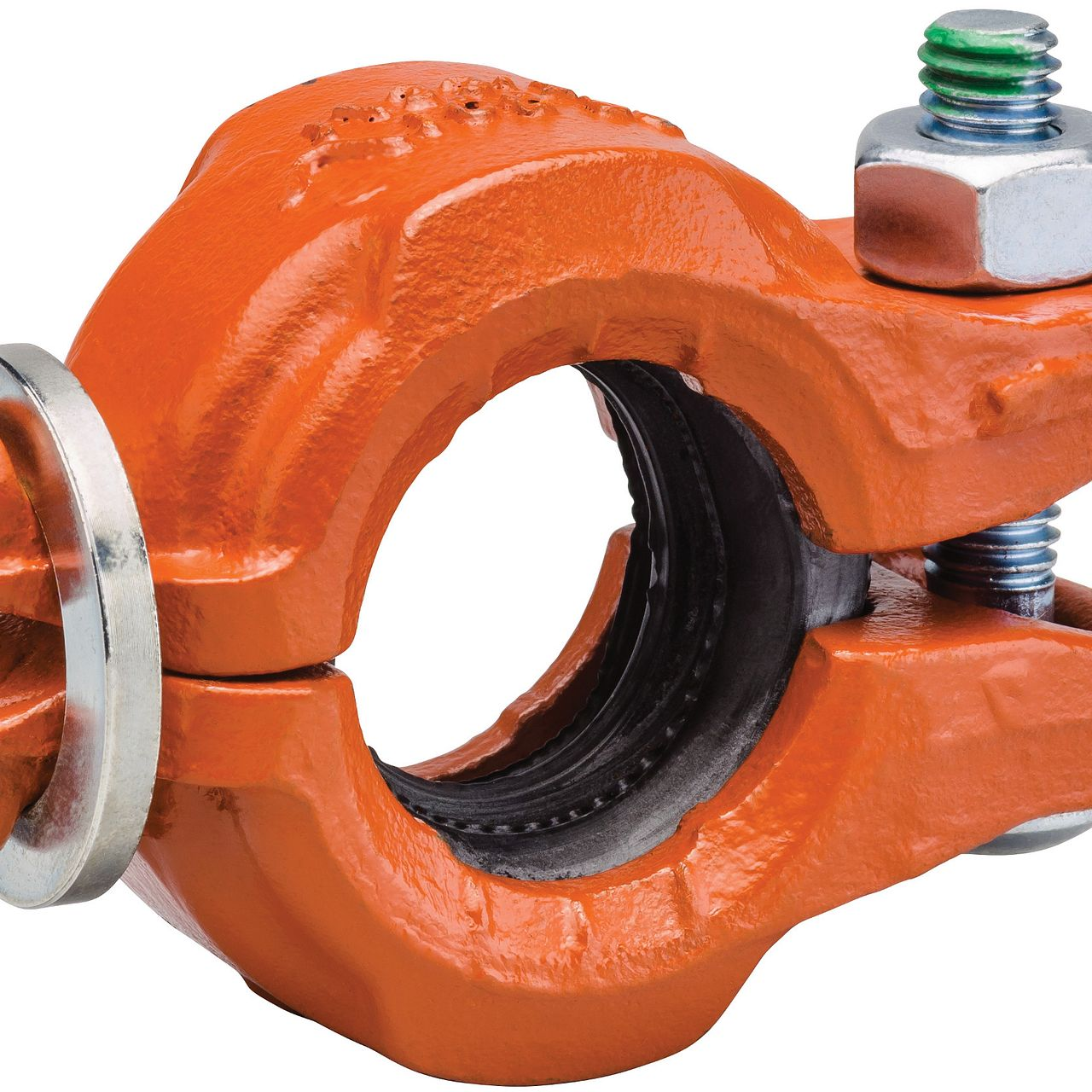 Victaulic couplings for pvc pipe