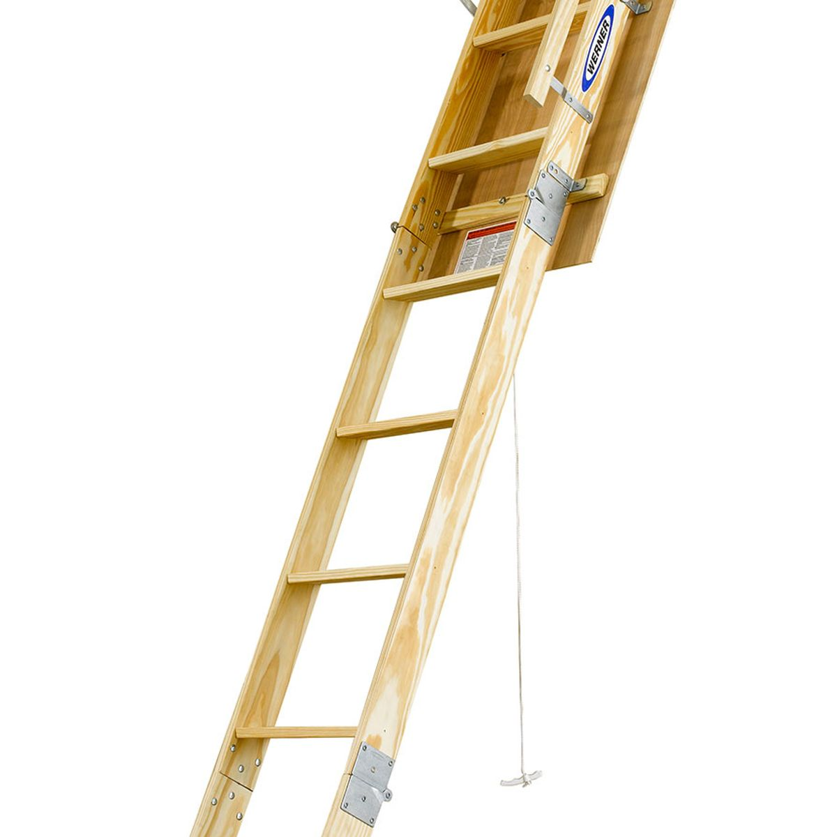 Platform Ladder Bunnings W2210 Attic Ladders Werner Us