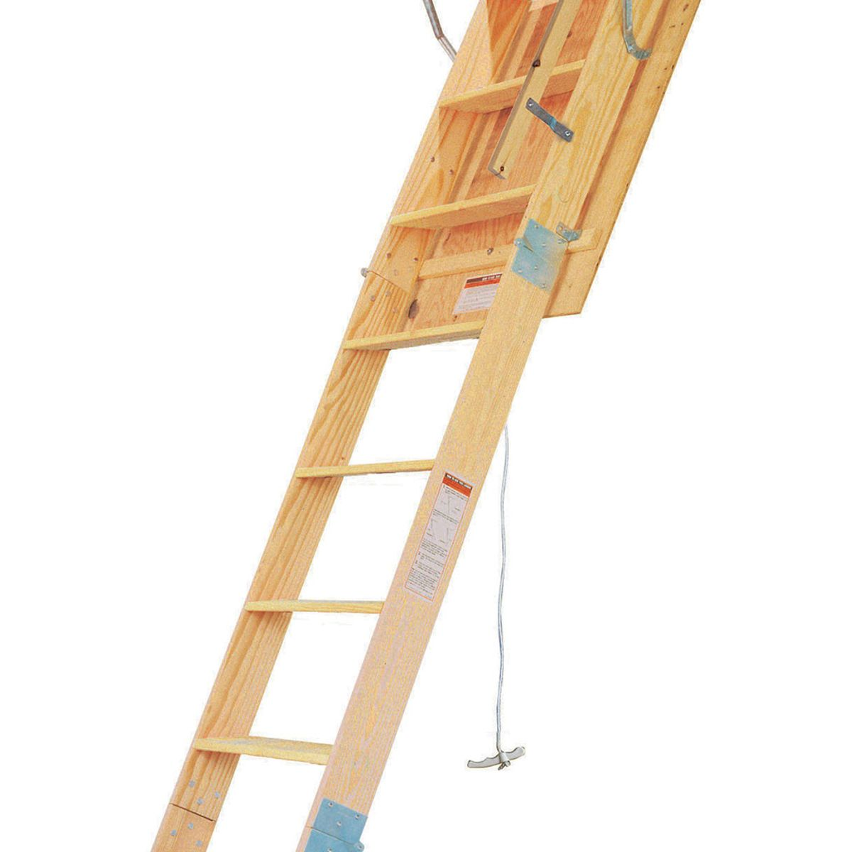 Platform Ladder Bunnings Wh3008 Attic Ladders Werner Us