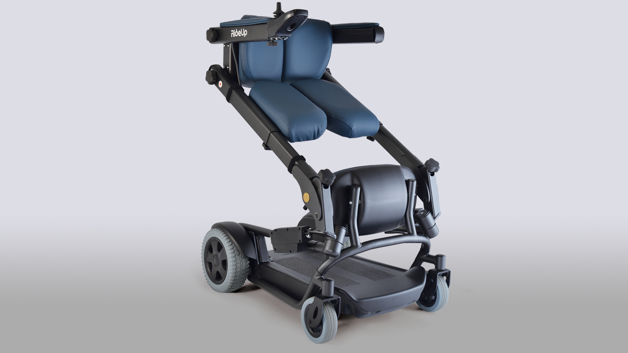 Fauteuils Roulants Motorisés Standing Power Wheelchair Features Rideup Mobility