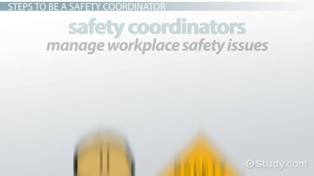 Resume Health And Safety