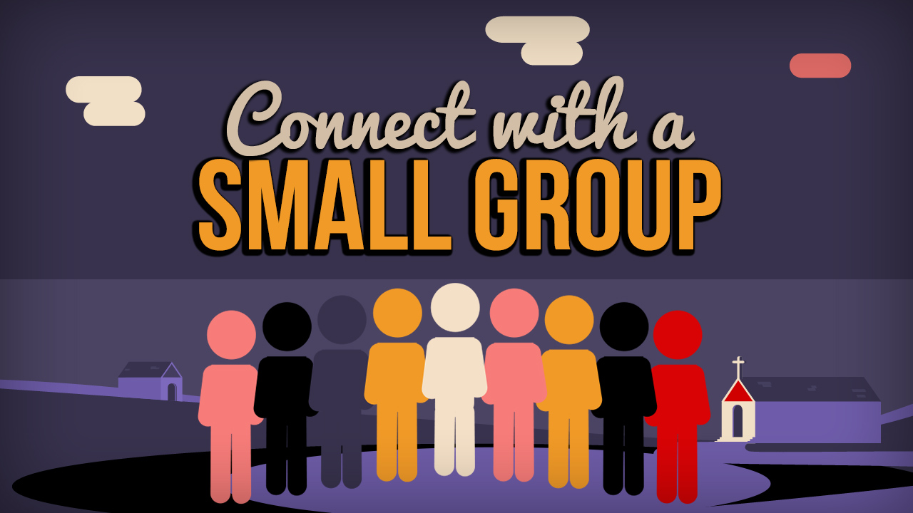 Musique Video Connect With A Small Group Video