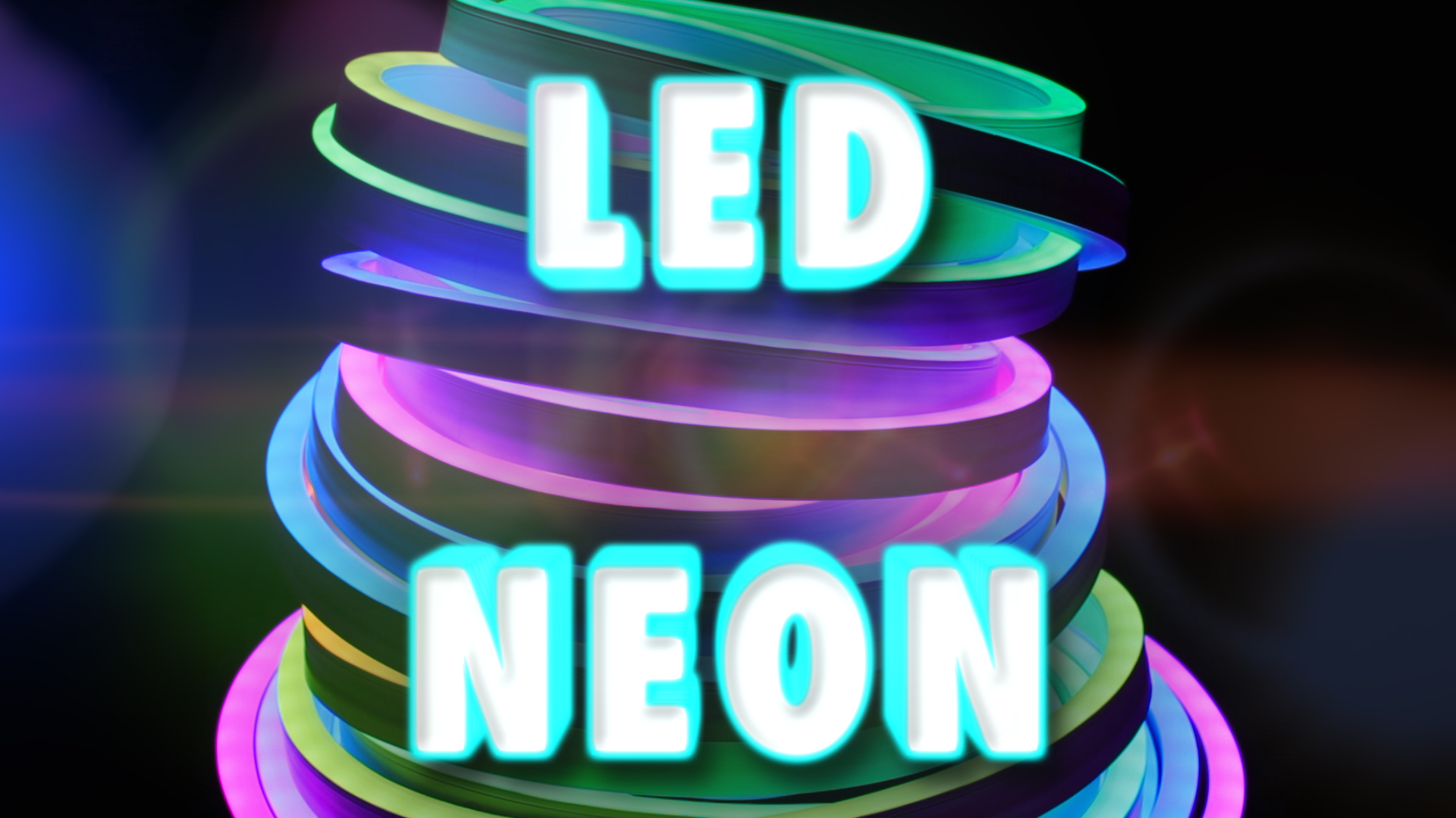 Led White Take Neon To New Heights