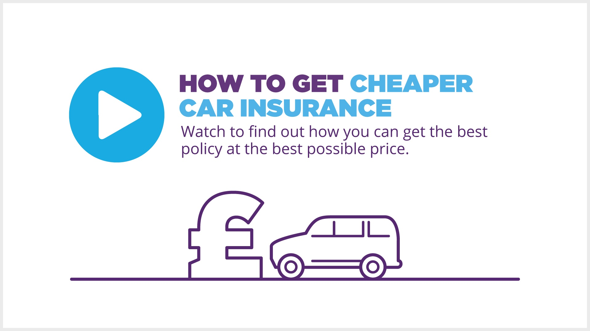Get Cheap Insurance Get Cheap Car Insurance