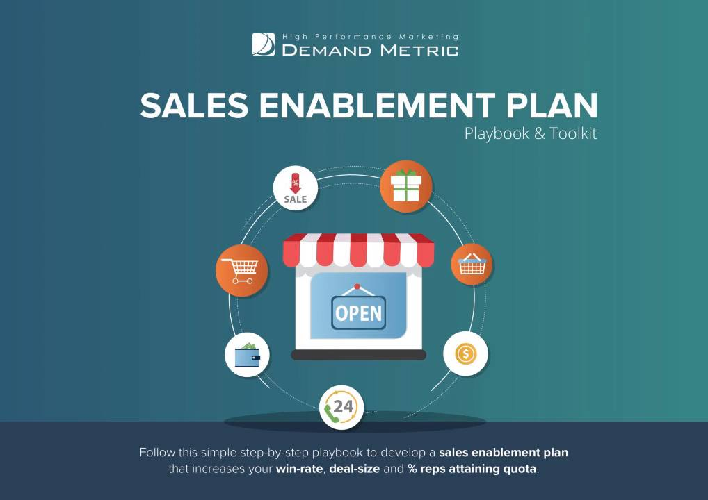 Sales Presentation Template Demand Metric - sales presentation