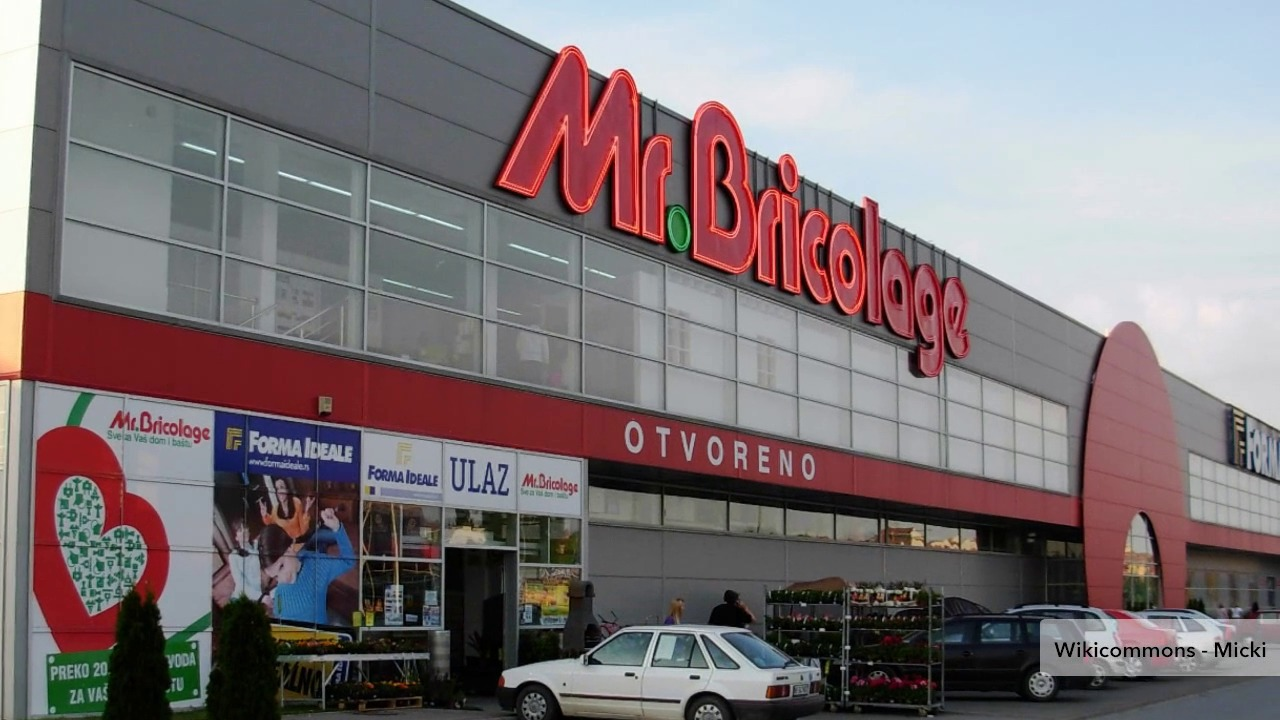 Swot Castorama Kingfisher Moves To Acquire Mr Bricolage