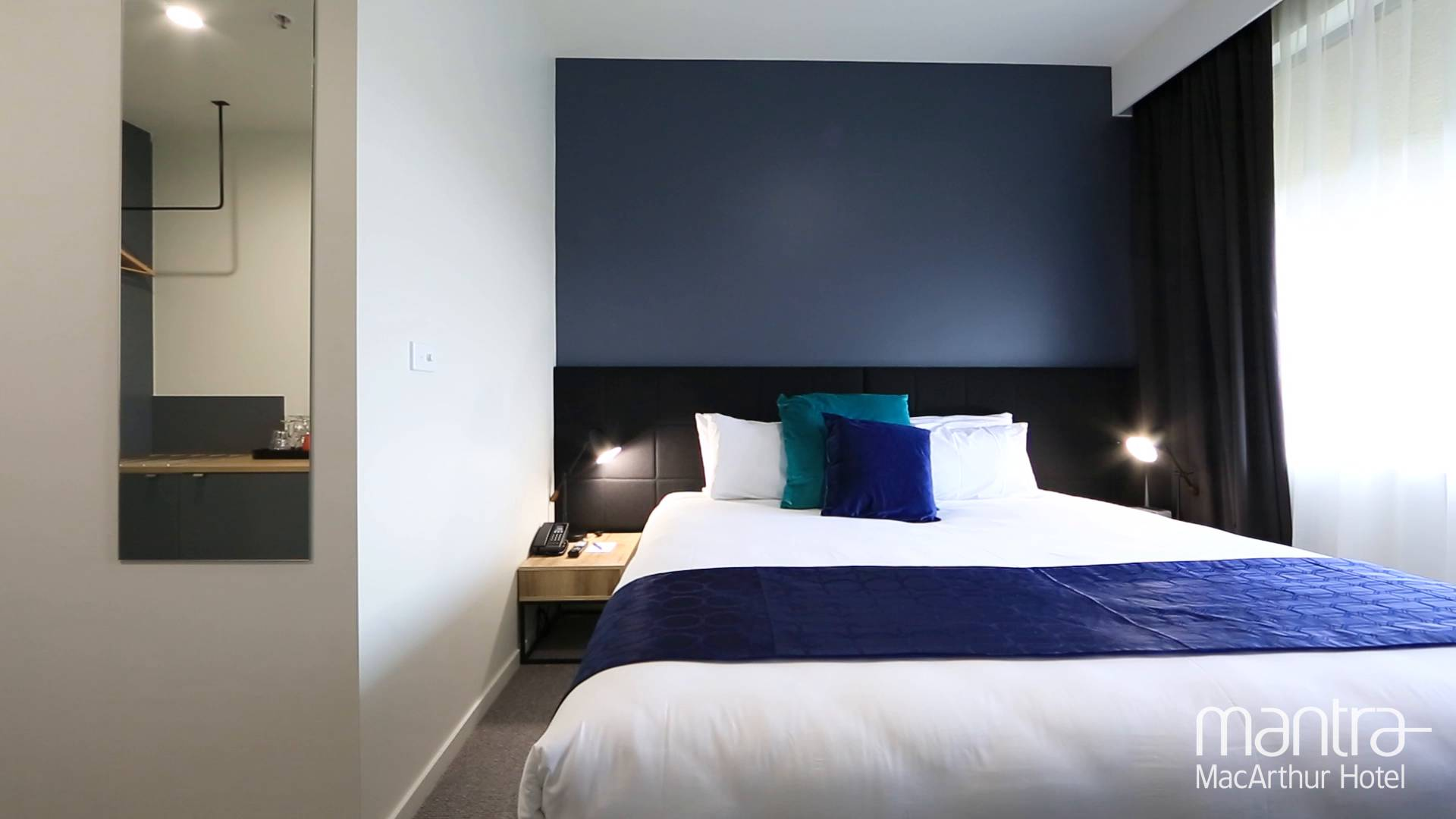 2 Bedroom Accommodation Canberra Mantra Macarthur Hotel Studio