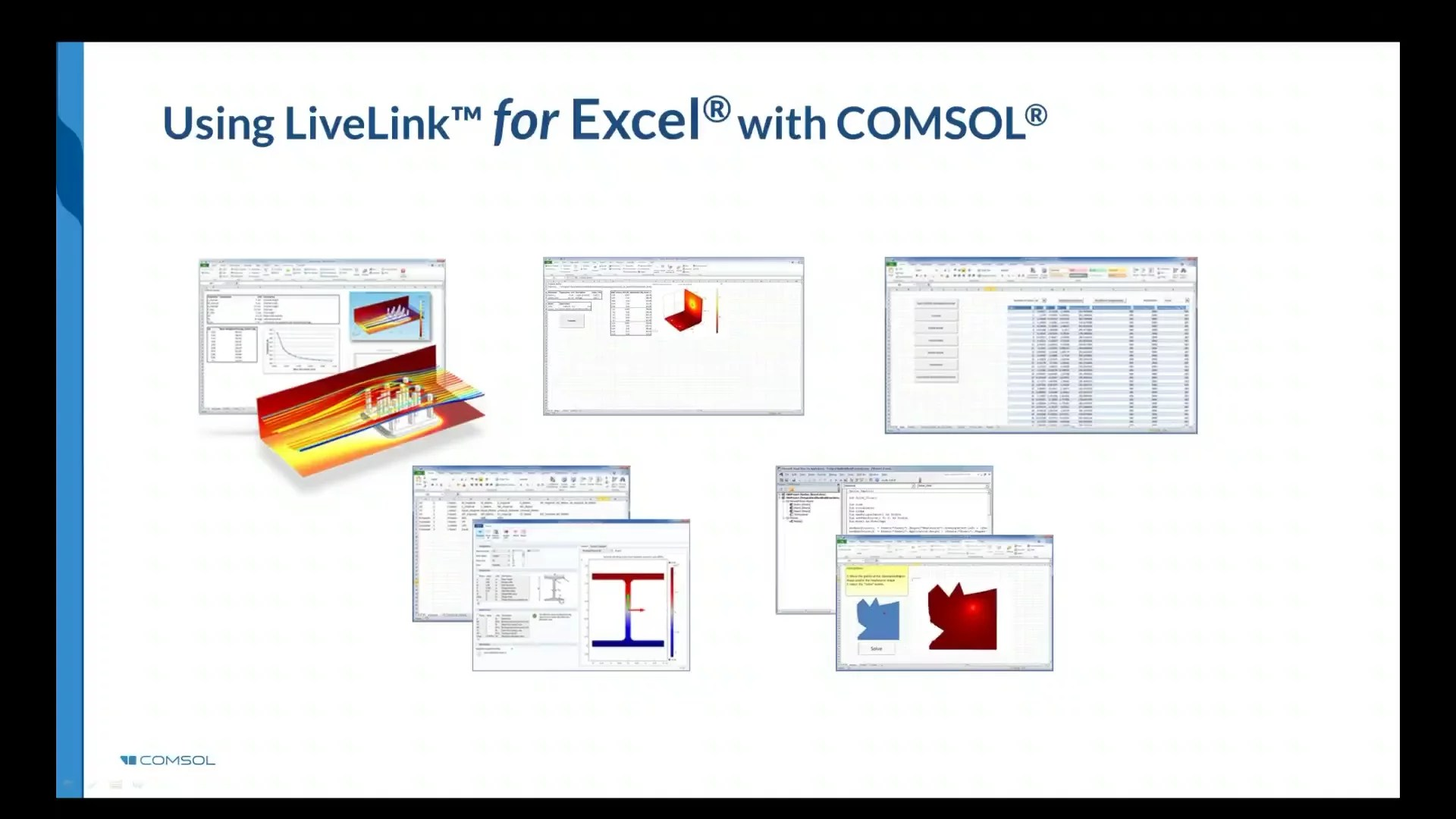 Vba Stock Simulation Using Excel With Comsol Multiphysics Simulations