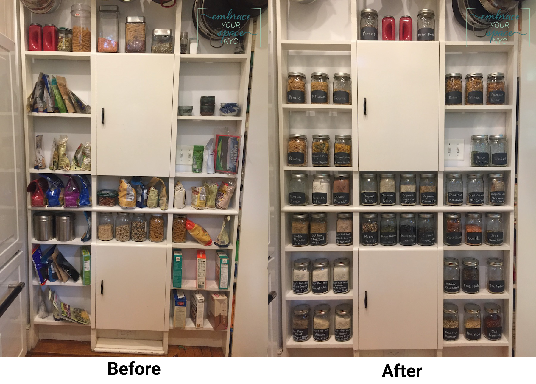 Home Organization Everyday Organizing Embrace Your Space Nyc