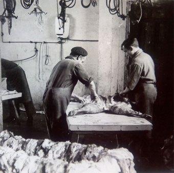 Elaboración artesana Embutidos La Matillana Segovia