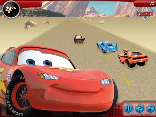 Pixar Cars Wallpaper Extreme Off Road Rush Disney Games Uk