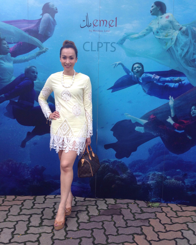 belinda chee baju kurung baju raya modern