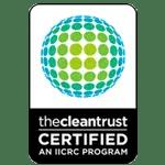Clean Trust Certification