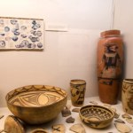 Pottery at the Hopi Cultural Center