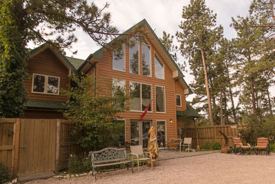 Coyote Blues Village B&B — Rapid City, South Dakota