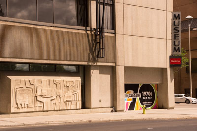 The Glenbow Museum