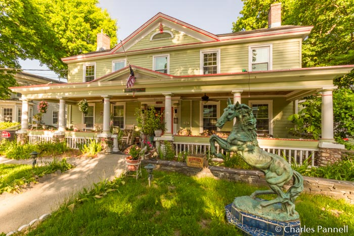 Step Back in Time at the Red Hook Country Inn