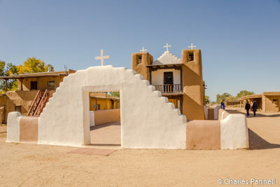 Taos Historic Walking Tours