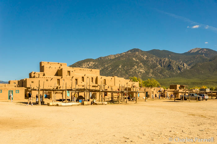 Soak Up Some Native American Culture at the Historic Taos Pueblo