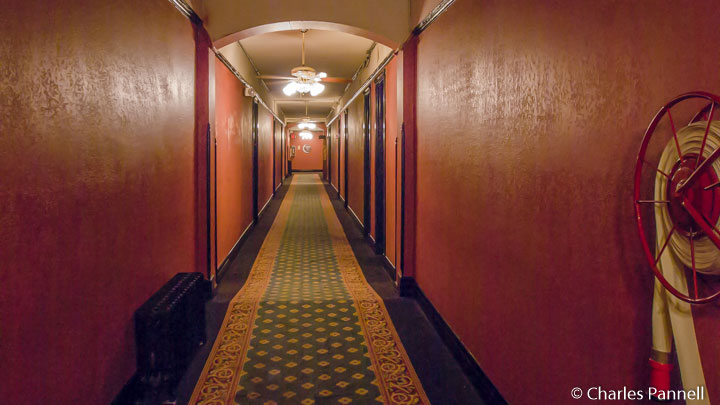 Haunted Hotels Across America