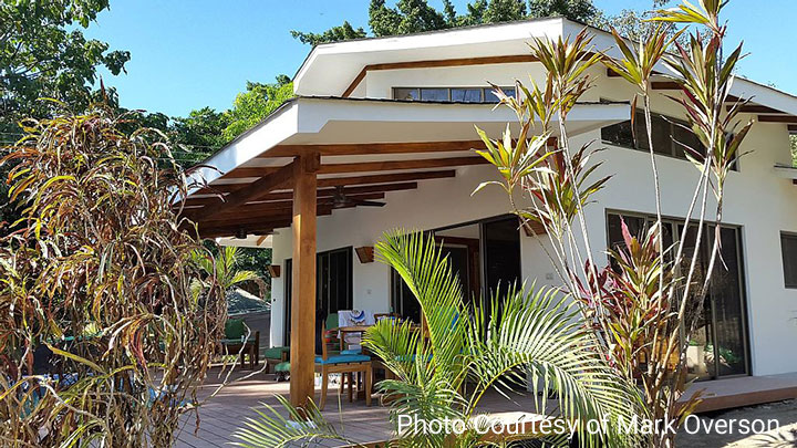 New Accessible Costa Rica Rental Home