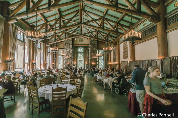 The Majestic Yosemite Hotel Dining Room